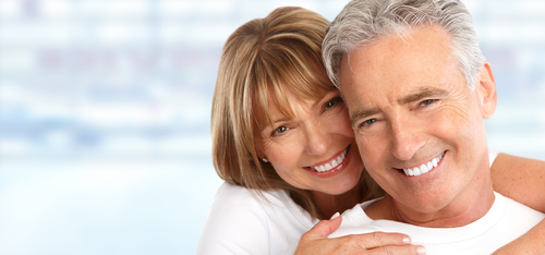 Anti-aging cosmetic dental procedures
